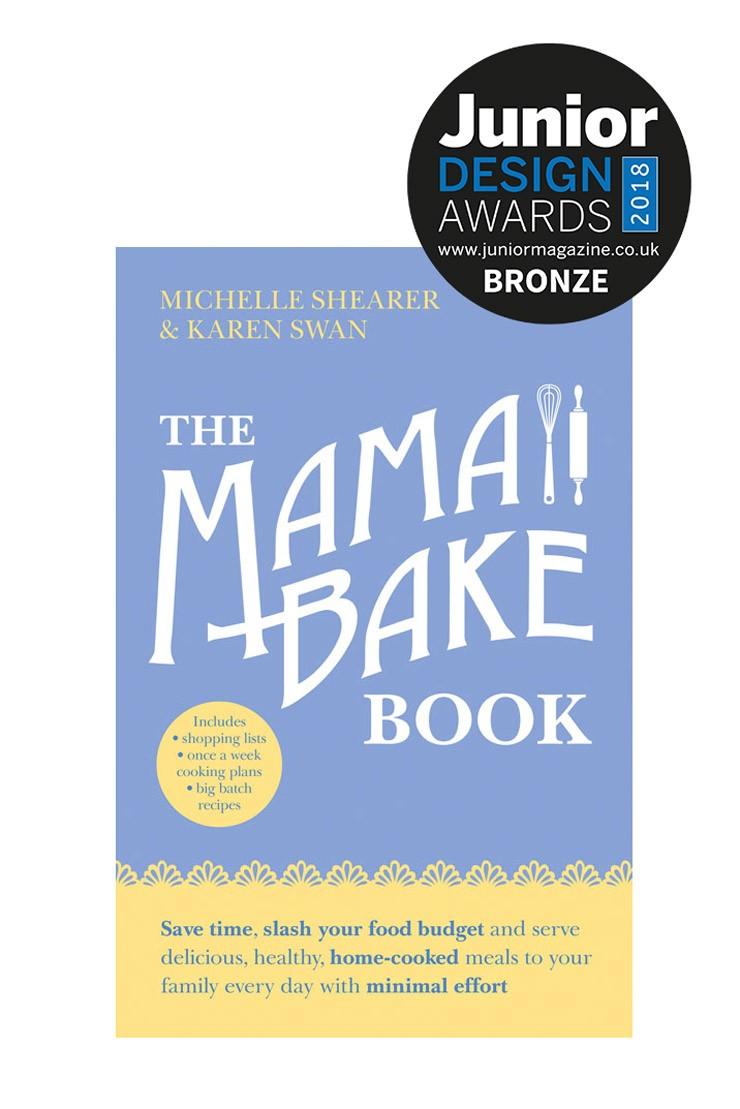 Best Family Cookbook (published within last 12 months)   Junior Design Awards 2018