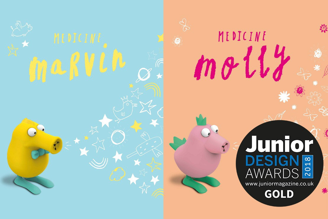 Best Product Design for Families (Child/Parent) | Junior Design Awards 2018