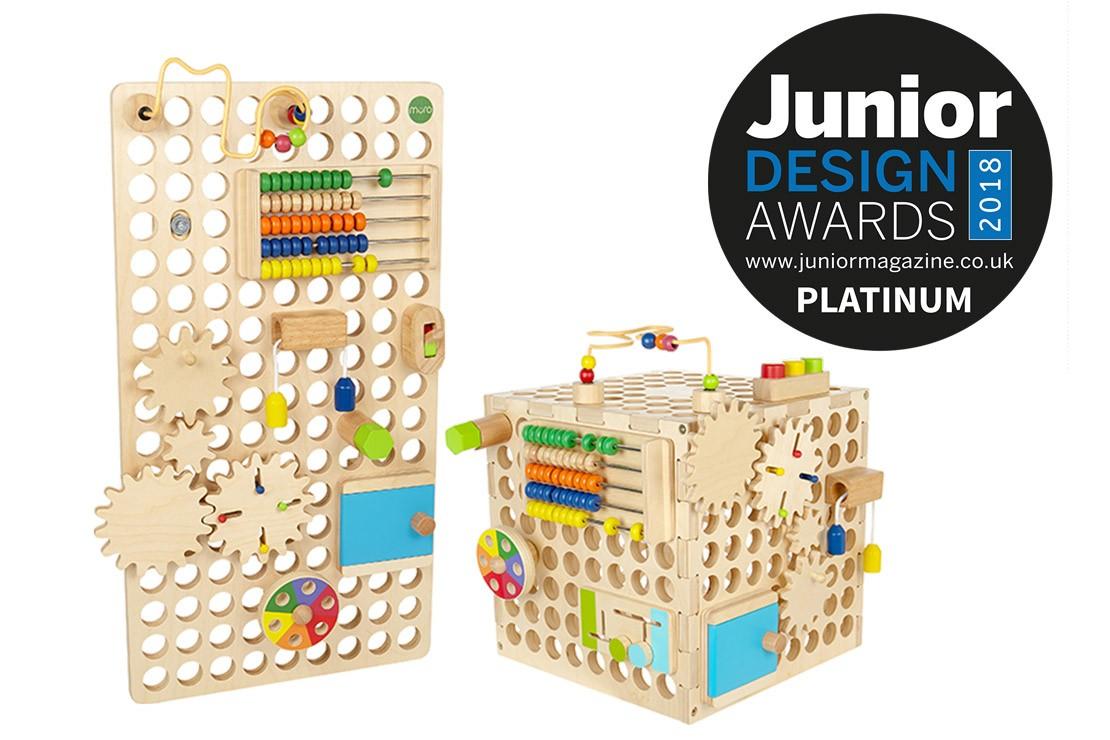 Best Toy Design 0-2 years | Junior Design Awards 2018