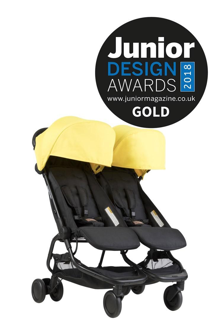 Best Pushchair Design | Junior Design Awards 2018
