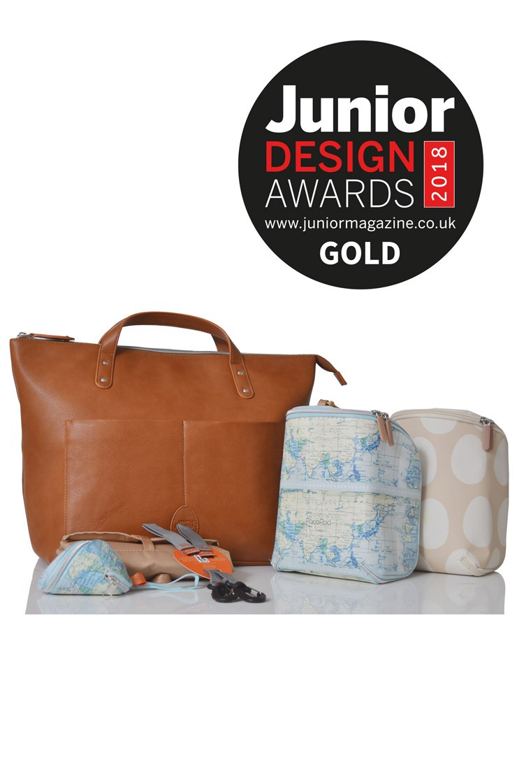 Best Changing Bag Design   Junior Design Awards 2018