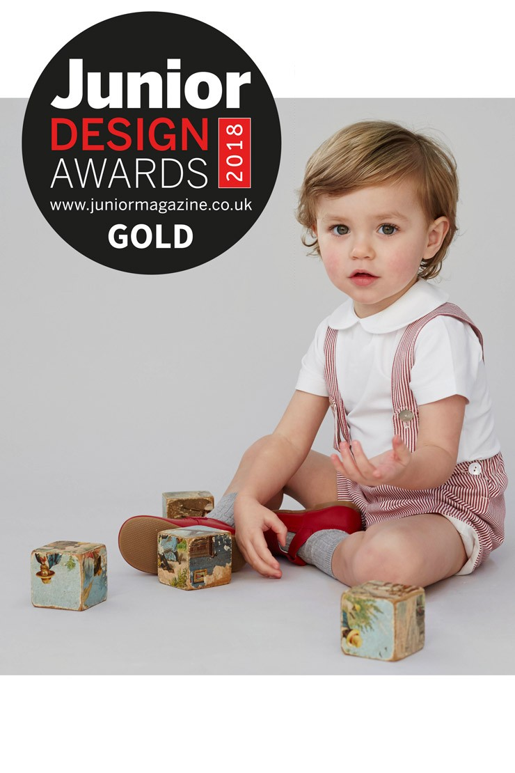 Best Baby Fashion Brand | Junior Design Awards 2018