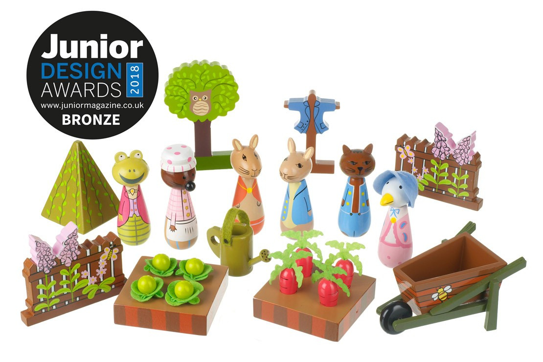 Best Toy Design 3-5 years | Junior Design Awards 2018