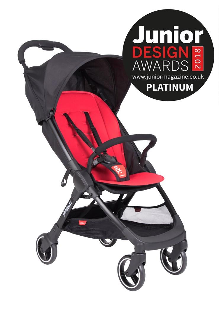 Best Pushchair Design (compact) | Junior Design Awards 2018