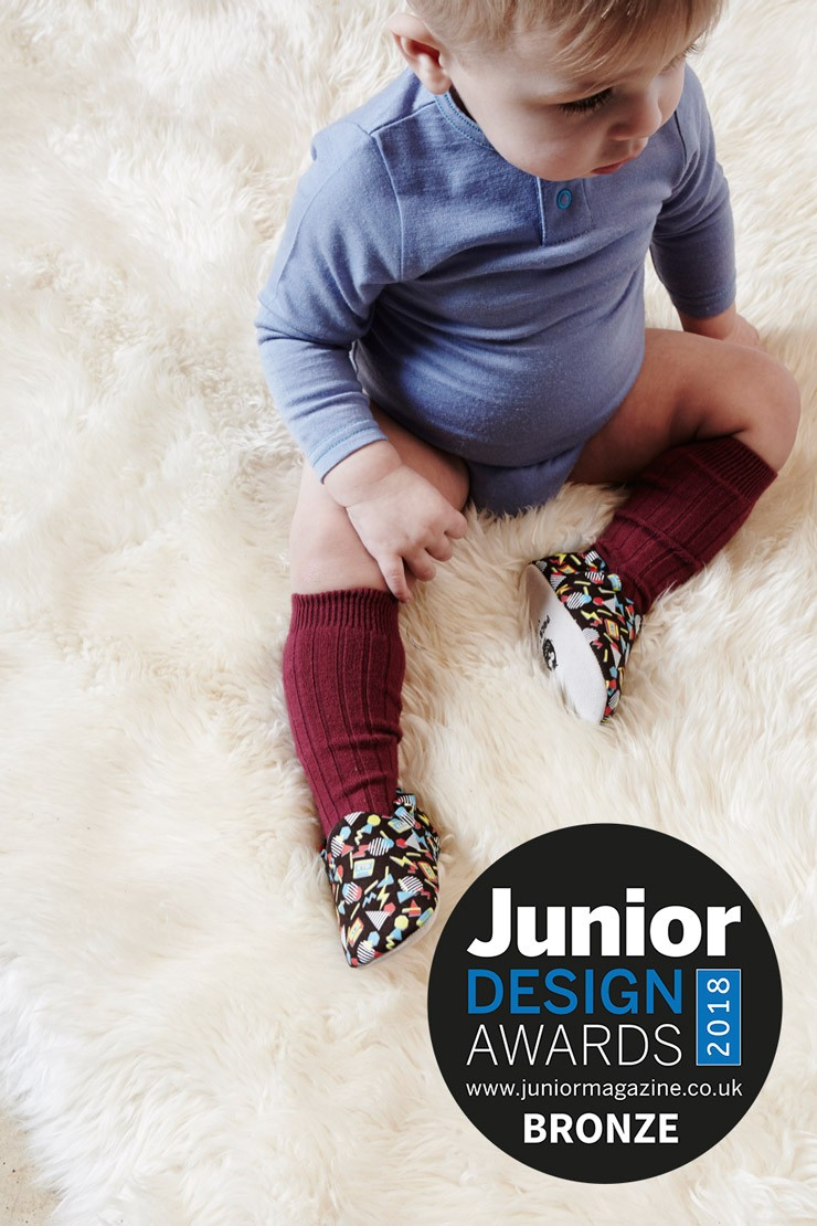 Best Baby Footwear Collection | Junior Design awards 2018