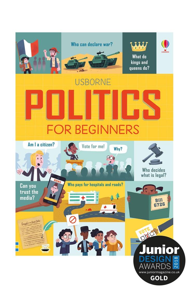 Best Designed/Illustrated Book for Children   Junior Design Awards 2018