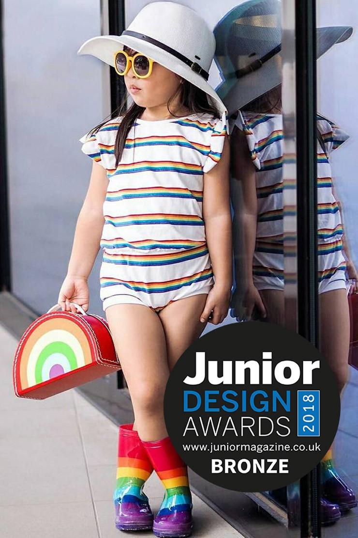Best Travel Product for Children | Junior Design Awards 2018