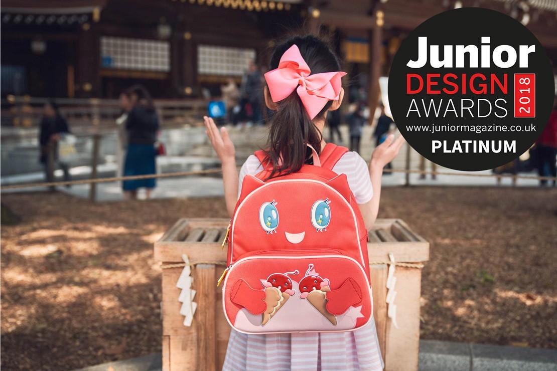 Best Children's Backpack Design | Junior Design Awards 2018