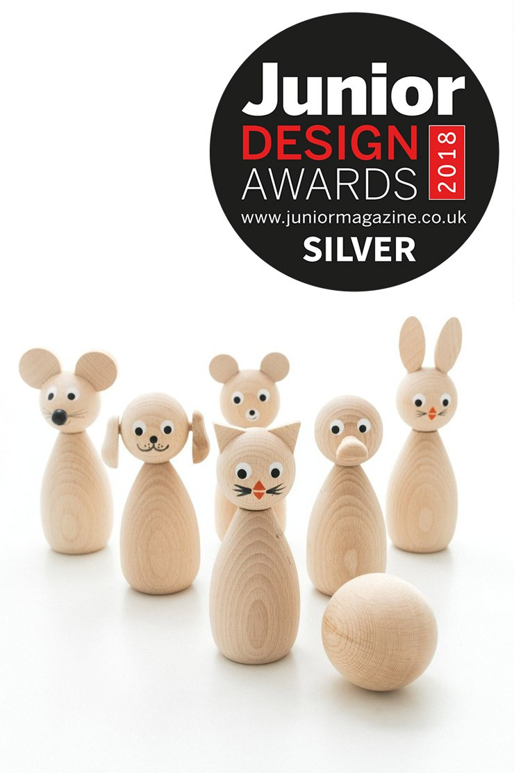 Best Toy/Gift Brand | Junior Design Awards 2018