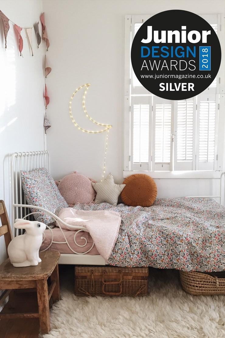 Best Children S Interiors Brand Junior Design Awards 2018