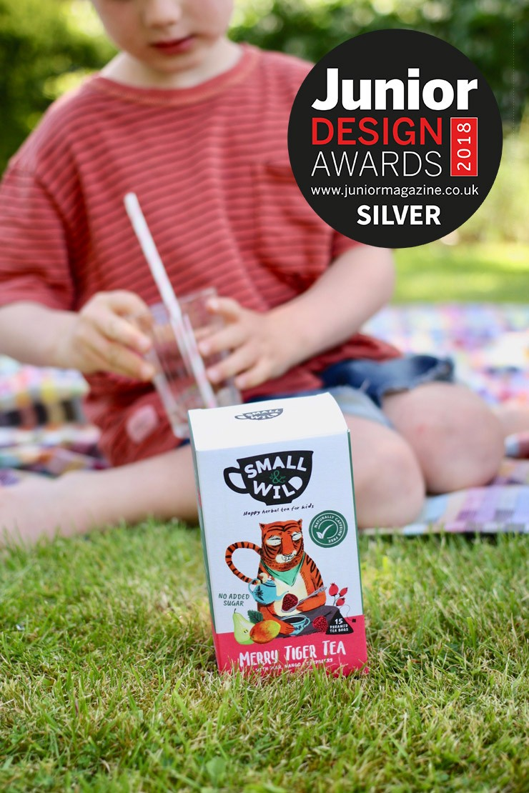Best Children's Snack/Drink Brand | Junior Design Awards 2018