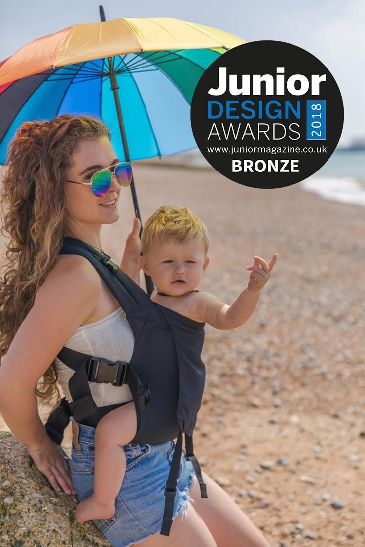 Best Baby Carrier/Sling Design | Junior Design Awards 2018