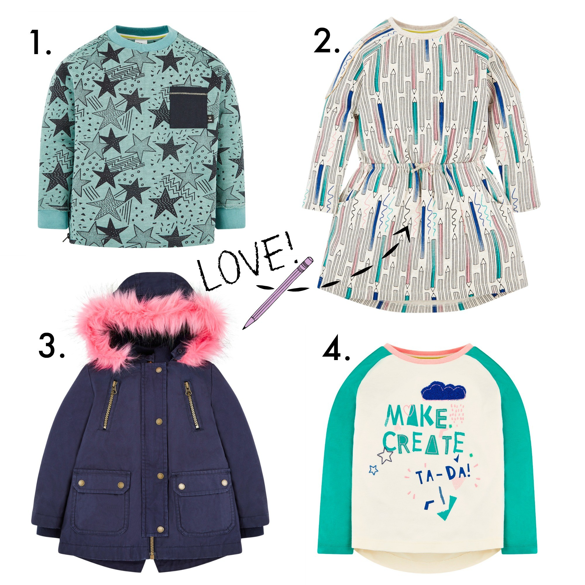 Fearne Cotton's Best Kid's Collection Yet