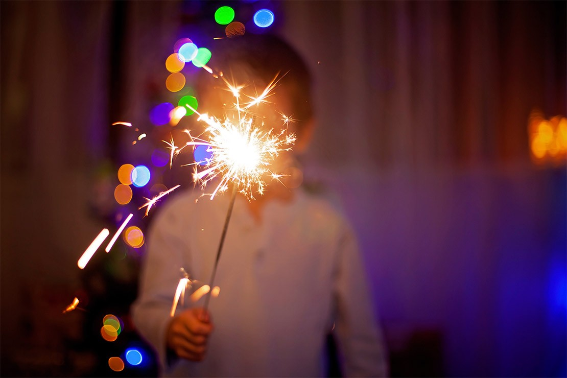 Five top tips for hosting a family bonfire night party