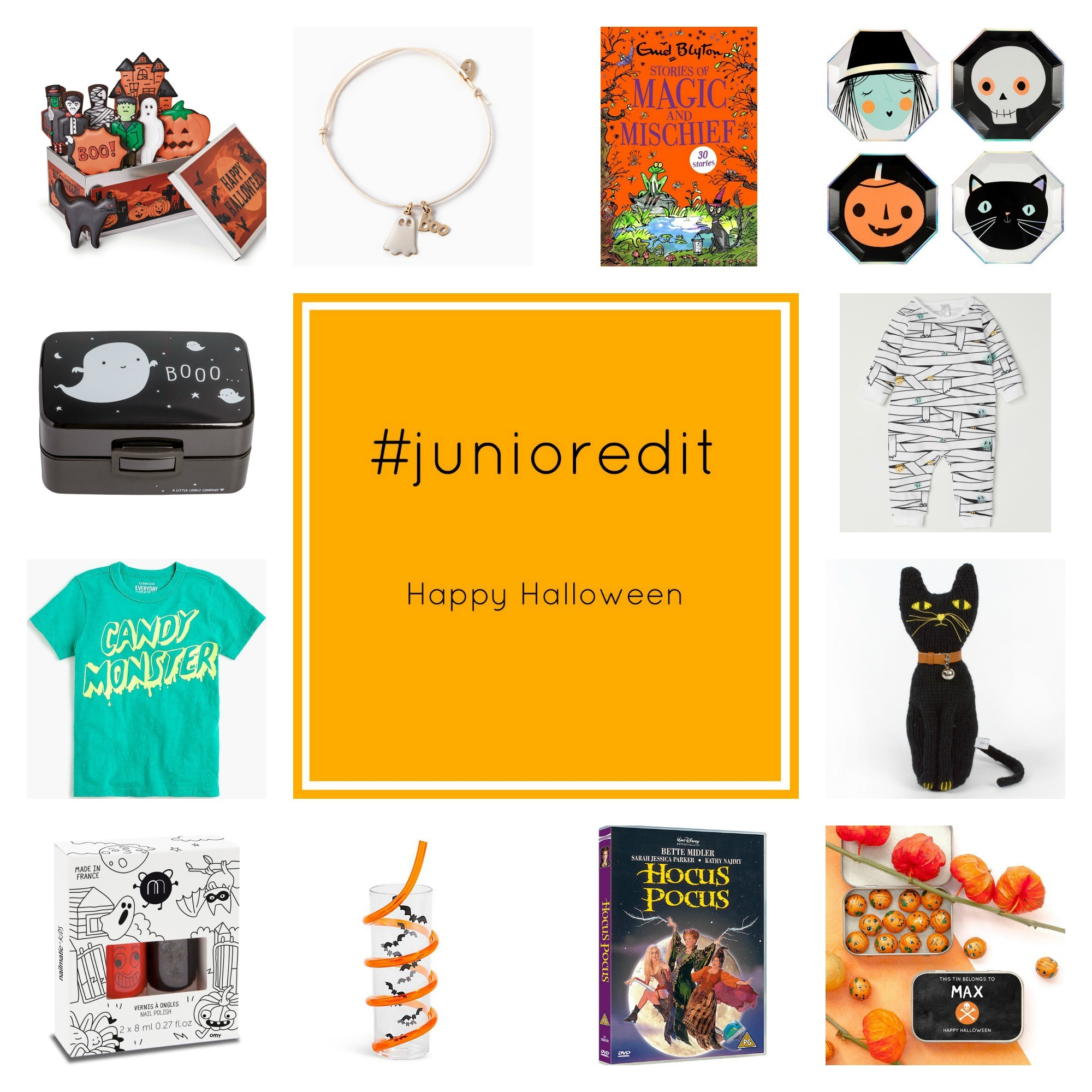 Happy Hallowe'en | Junior Edit