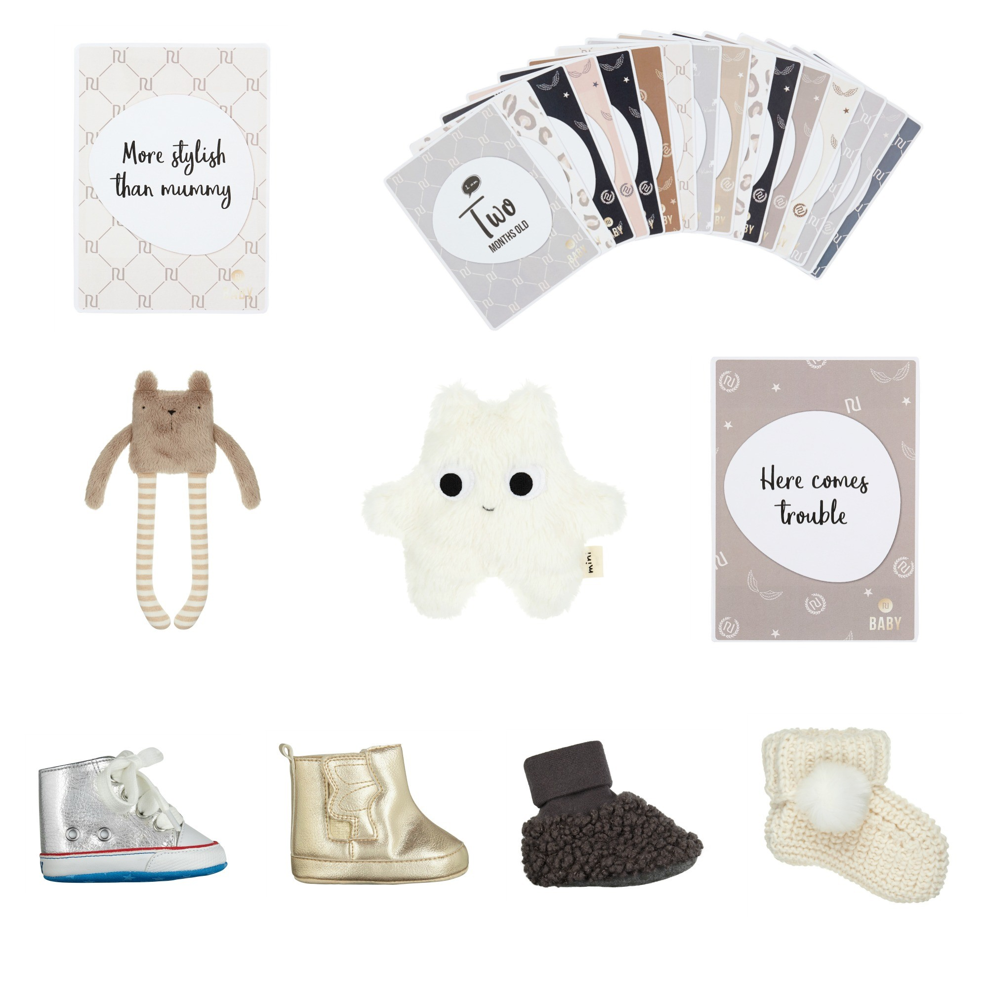 The River Island Baby gifting collection