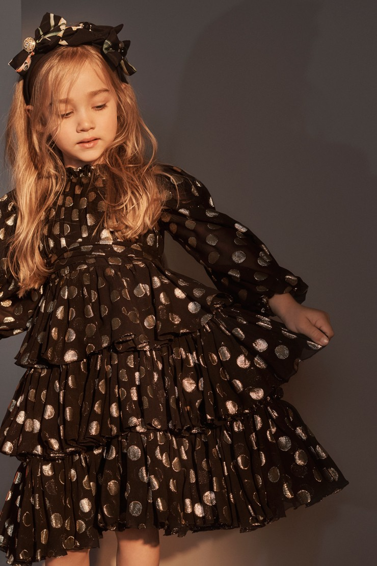 Net-A-Porter launches Dolce & Gabbana kidswear pop-up for Christmas