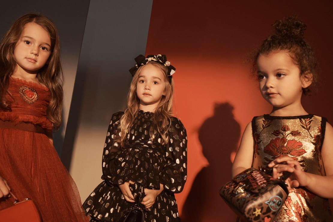 Net-A-Porter launches Dolce & Gabbana kidswear pop-up for Christmas