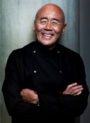 Ken Hom, the king of Chinese cooking