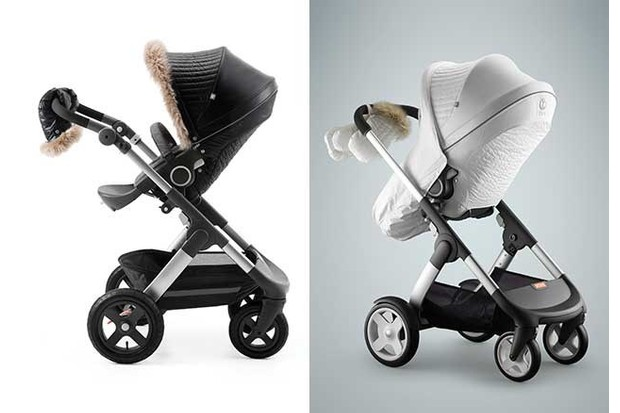 Each season Stokke introduce a new winter or summer kit