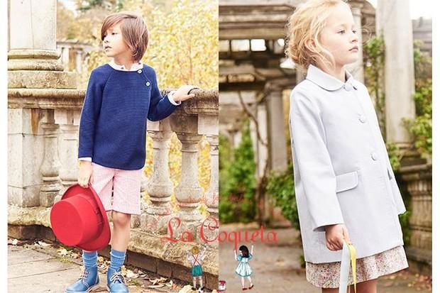 New season childrenswear at La Coqueta