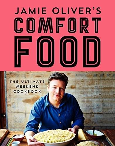 This book brings together 100 ultimate comfort food recipes. © Jamie Oliver Enterprises (2014 Jamie's Comfort Food) Photographer: David Loftus