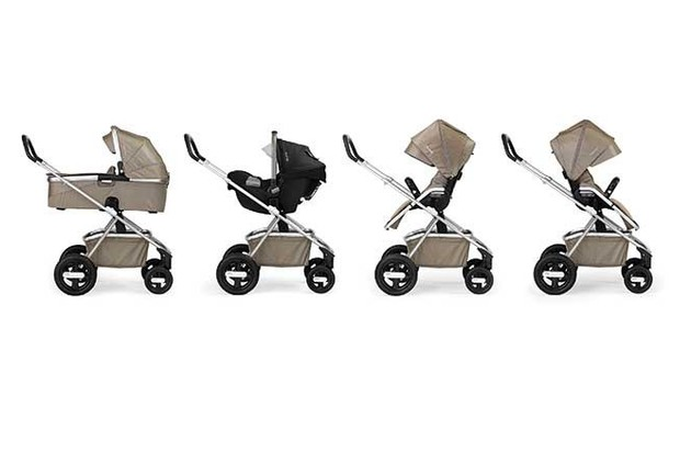 The IVVI from Nuna features four modes of transport