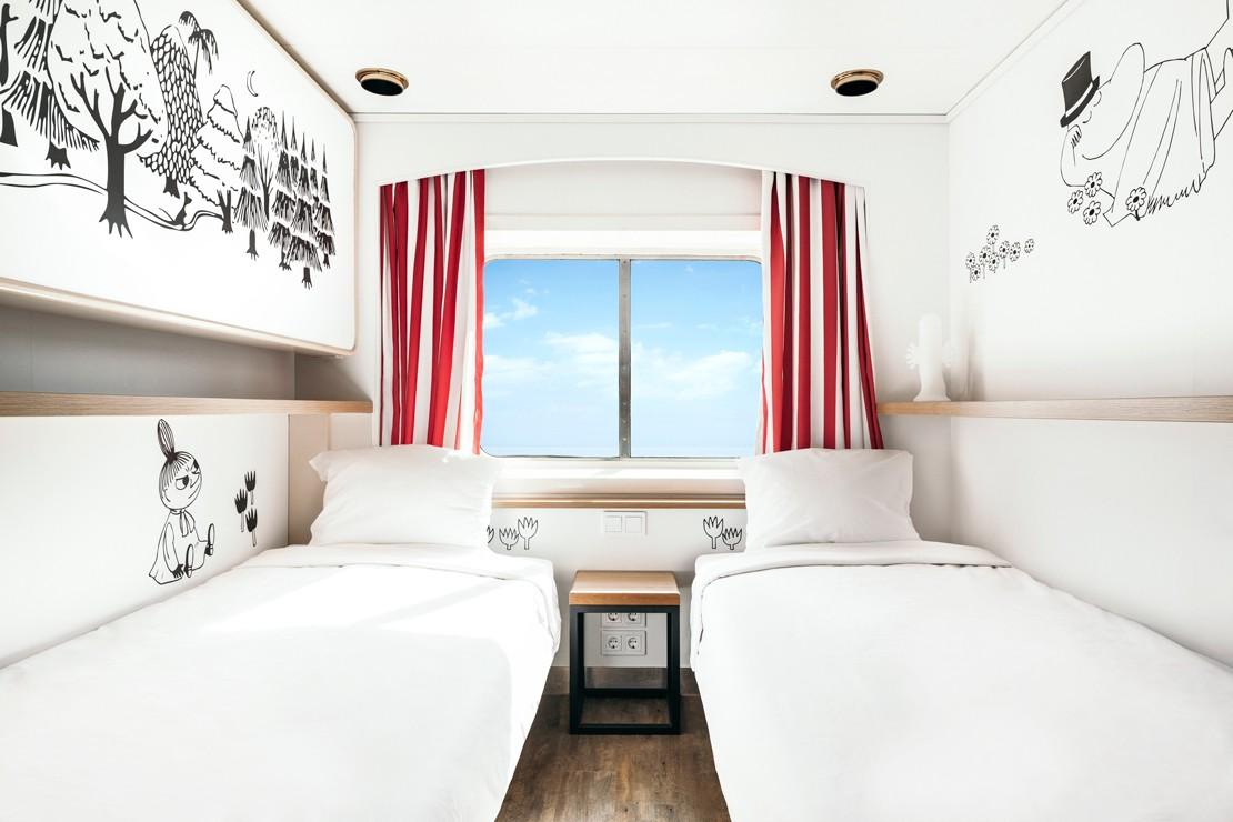 The Silja Line Moomin Weekend Cruise in Helsinki, Stockholm