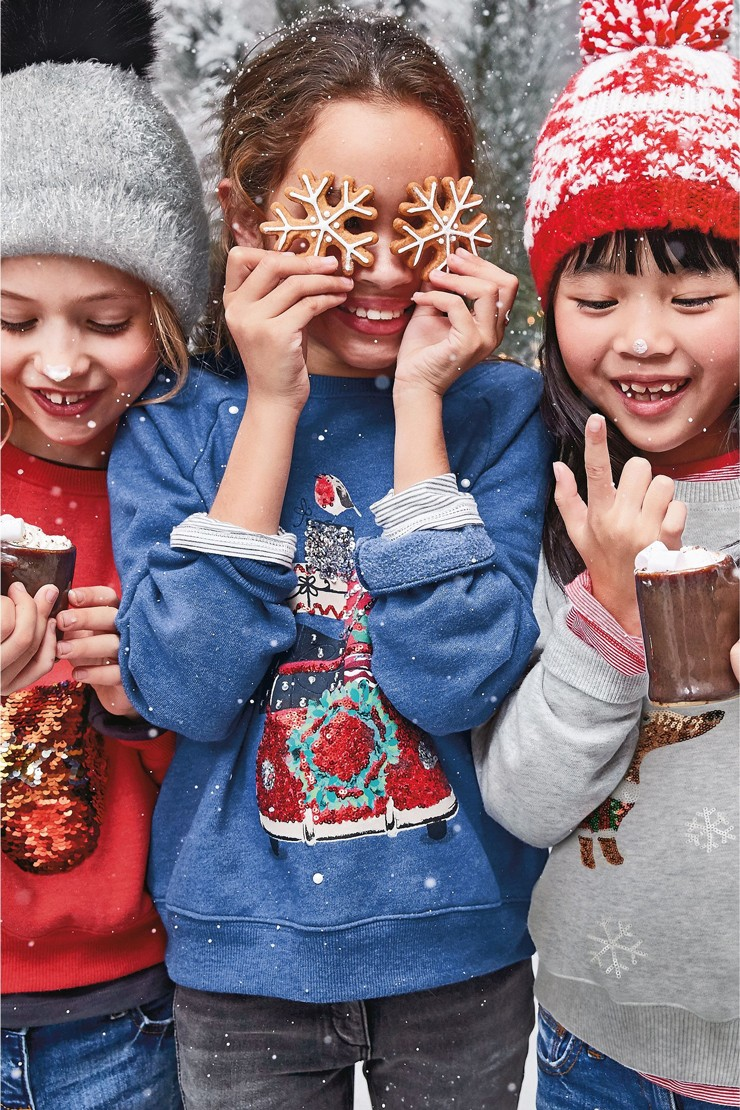 The Best Christmas Jumpers for Children 2018