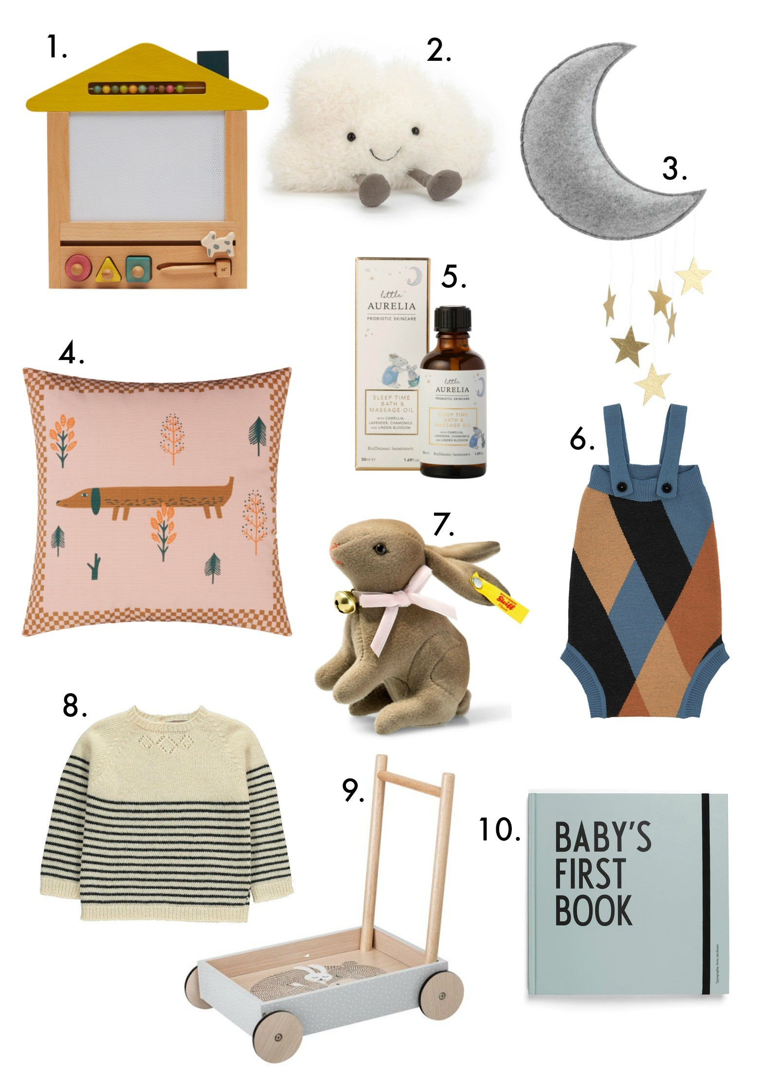 Gifts for baby first christmas | Junior Magazine