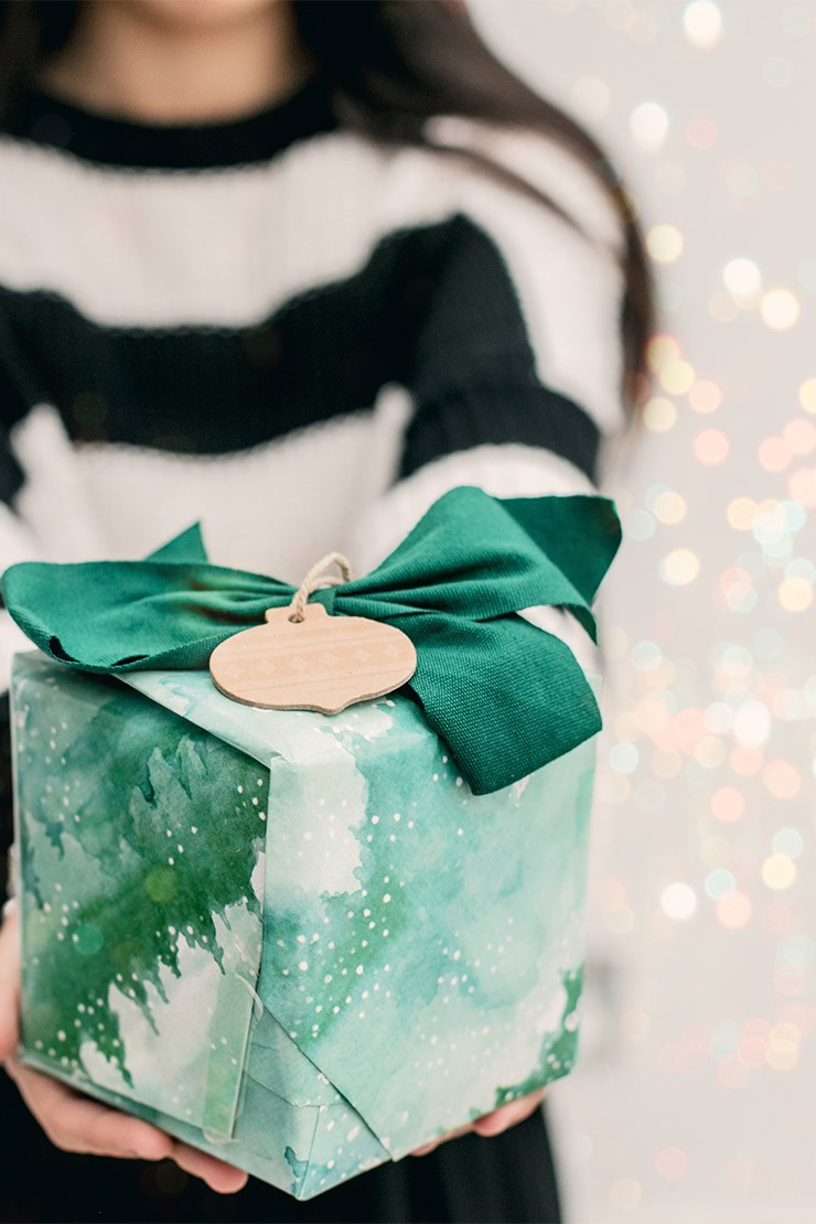 Luxury Christmas Gifts with a Conscience