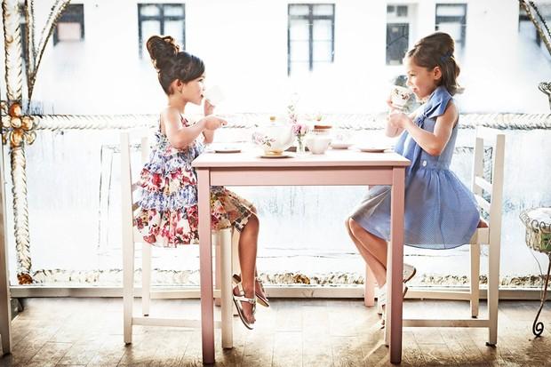 Teatime Delights | fashion Junior Archive