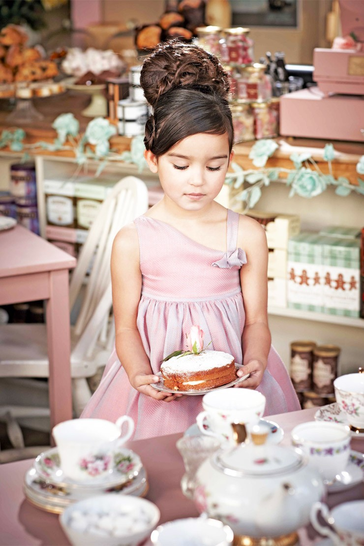Teatime Delights | fashion Junior Archive