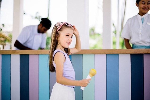 The Blu Restaurant Ice-Cream Parlour