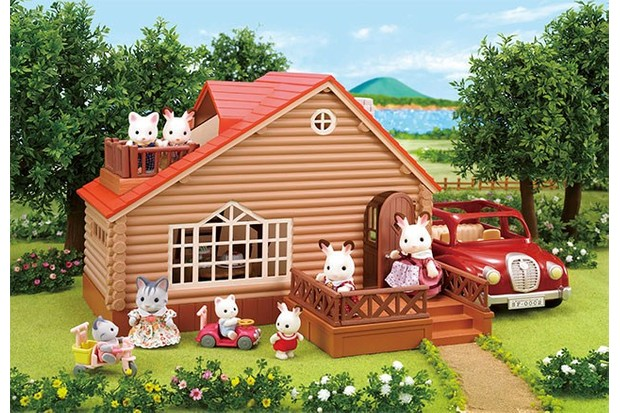Sylvanian has made the perfect family home - all animal species welcome!