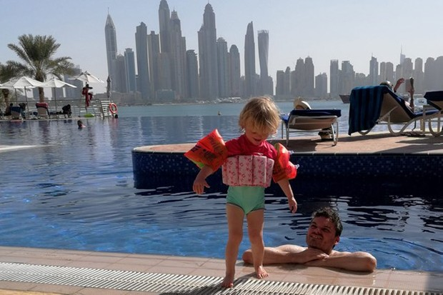 Dukes Hotel in Dubai- perfect place for children or not?