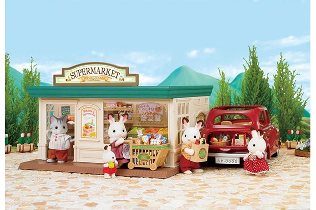 Even Sylvanian Families need to eat!