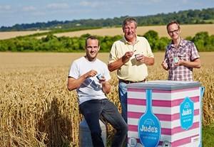 Jude's Ice Cream is a family affair.