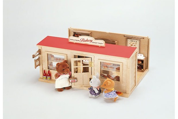 In 1987, Sylvanian released its first bakery.