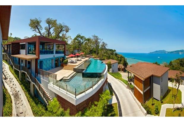 The Club House at the Amari Phuket's Ocean Wing