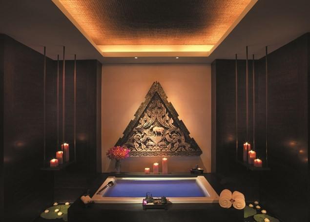 A private spa suite at The Peninsula Bangkok