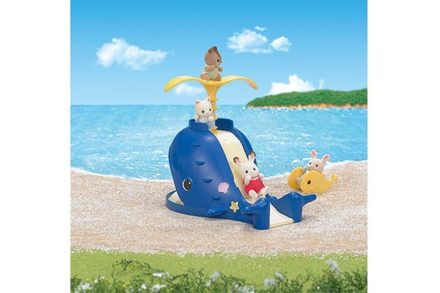 The fun never stops in the new Sylvanian Seaside collection!