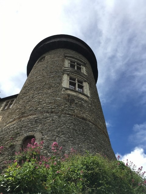 You can scale the spectacular castle tower on daily guided tours. Photo: Alex Lloyd