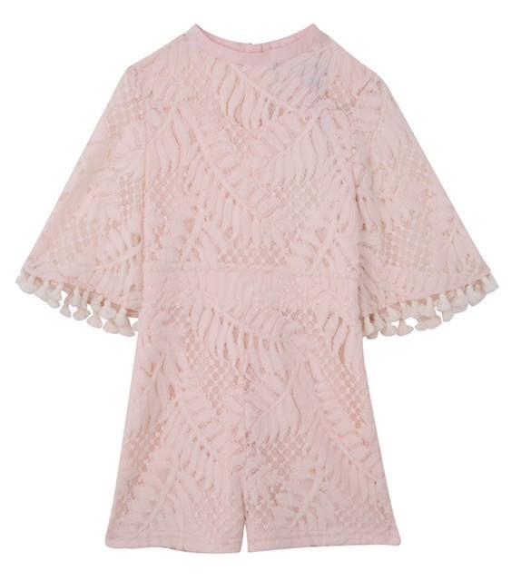 Outfit Kids lace playsuit, £22