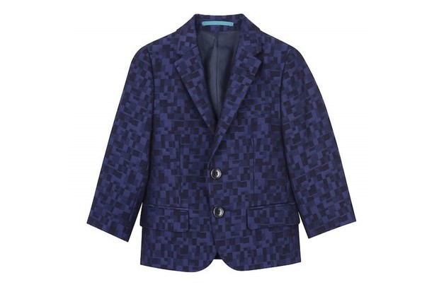 Outfit Kids check party blazer, £40