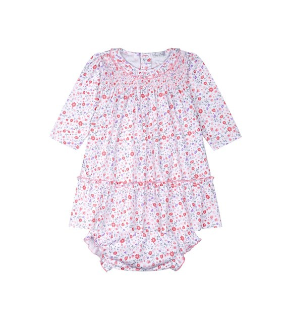 Kissy Kissy floral smock dress and knickers set, £44.95
