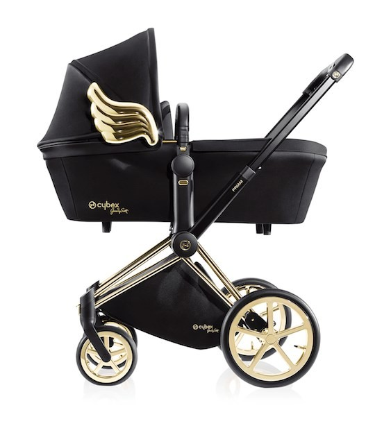 Cybex Priam Jeremy Scott carrycot, £400