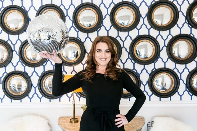 Charlotte has organised parties for royals and celebrities. Photo: Dazzle and Fizz