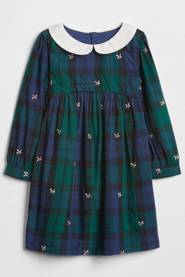 GAP KIDS | SARAH JESSICA PARKER COLLECTION PLAID DRESS FROM £34.95