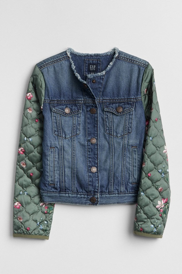 GAP KIDS | SARAH JESSICA PARKER COLLECTION DENIM JACKET FROM £44.95